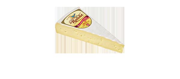 Brie Le Roitelet prédécoupé