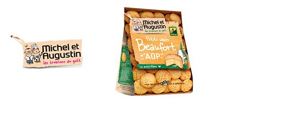 Nos incroyables biscuits apéritifs