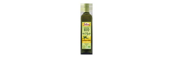 """Huile d'Olive BIO """"Caractère"""""""