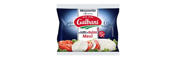 Mozzarella Bufala Maxi 200g