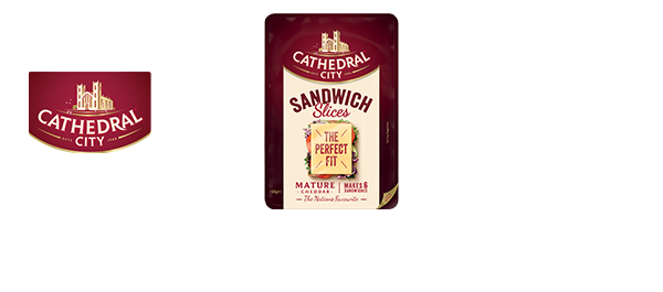 Cathedral City Sandwich Slices
