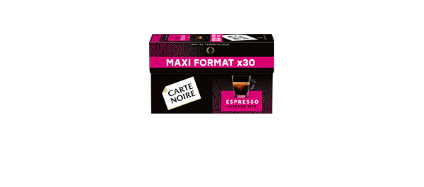 Capsules Carte Noire x30