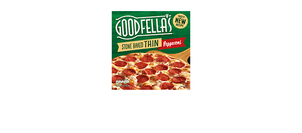 Goodfella's Stonebaked Thin Pepperoni