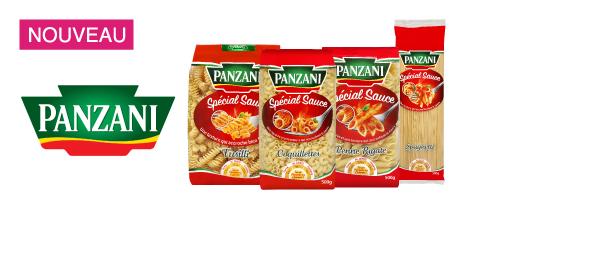 Pâtes Spécial Sauce Panzani