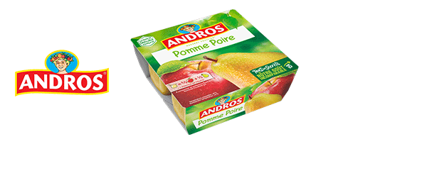 Desserts Fruitiers Réfrigérés