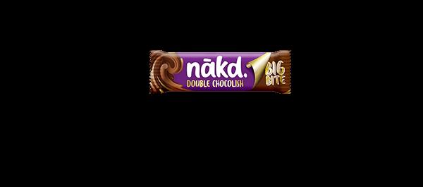 Nakd Big Bite Double Chocolish 50g