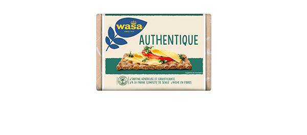 Wasa Authentique