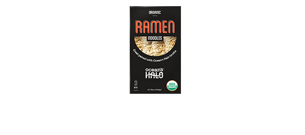 Organic Ramen Noodle