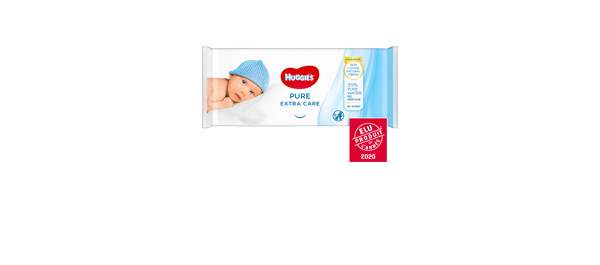 Lingettes Huggies® Extra Care
