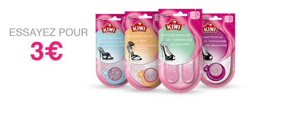 Kiwi® Accessoires Gel