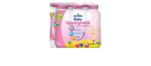 Candia Babymelk 1Lx6