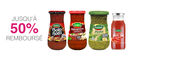 Les Sauces Panzani