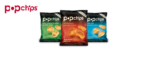 popchips - popped, not fried