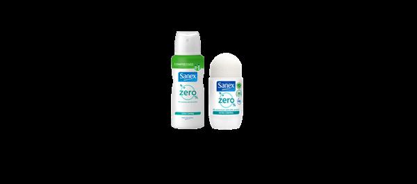 Déodorant Sanex Zéro%
