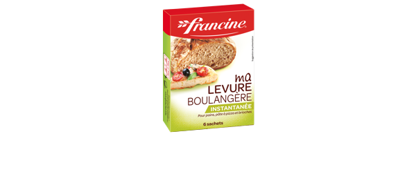 Ma Levure Boulangère Francine