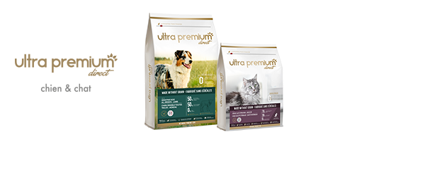 Croquette chien & chat Ultra Premium