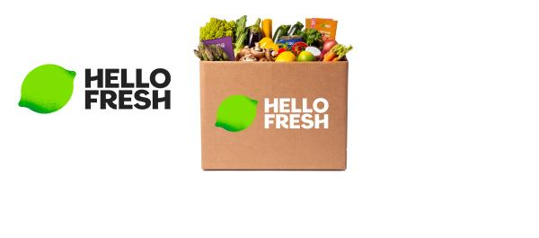 Box-à-cuisiner HelloFresh