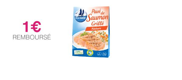 Pavé de Saumon Grillé Petit Navire