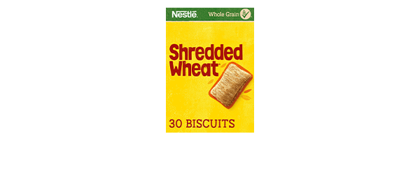 Shredded Wheat 30 Biscuits