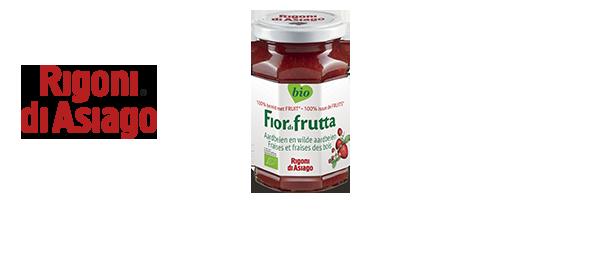 Fruits à tartiner Bio Fiordifrutta