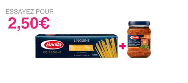 Pâtes & Sauces Barilla