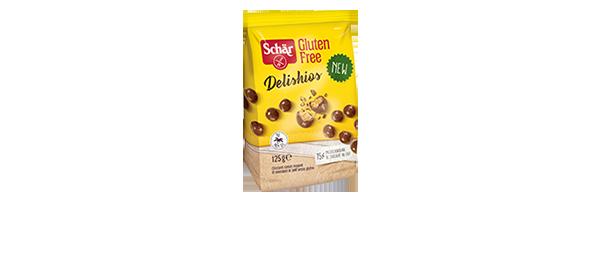 Delishios sans gluten