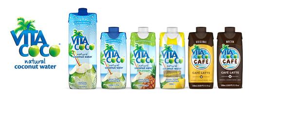 Vita Coco - 33cl et 1L