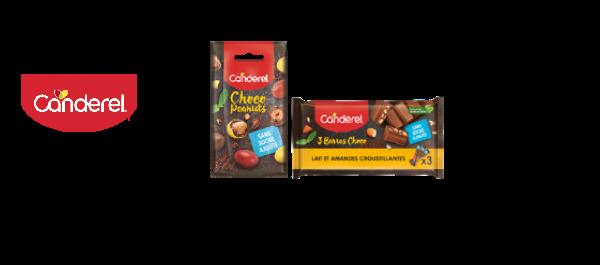 Chocolats Canderel