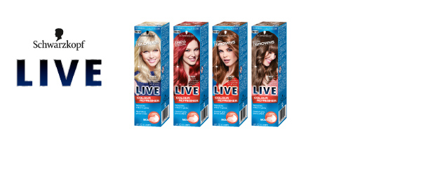 LIVE Colour Refreshers