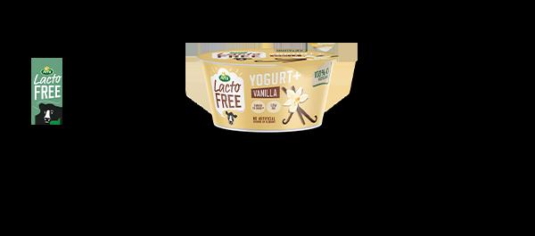 Arla LactoFREE Yogurt+