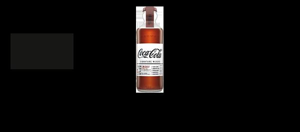 Try a Coca-Cola Signature Mixer