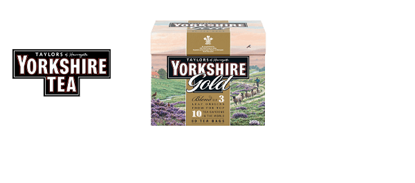 Yorkshire Gold 80 Teabags