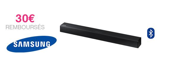 Barre de son Bluetooth Samsung
