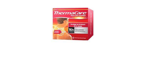 ThermaCare Nuque