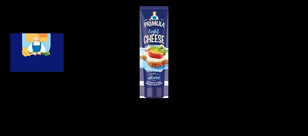 Primula Light Cheese