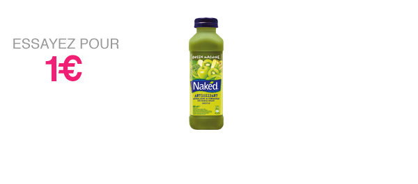 Naked Green machine 45cl