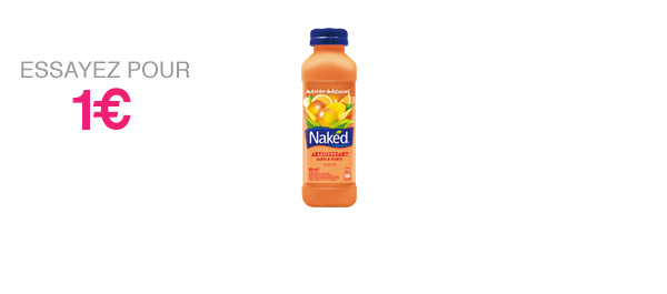 Naked Mango machine 45cl