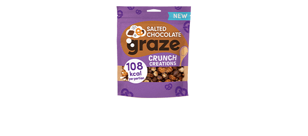 Salted Chocolate Crunch Creations