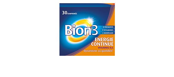 Bion®3 Énergie Continue