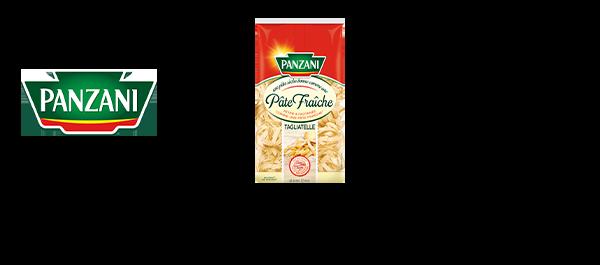 Panzani Qualité Pâte Fraîche