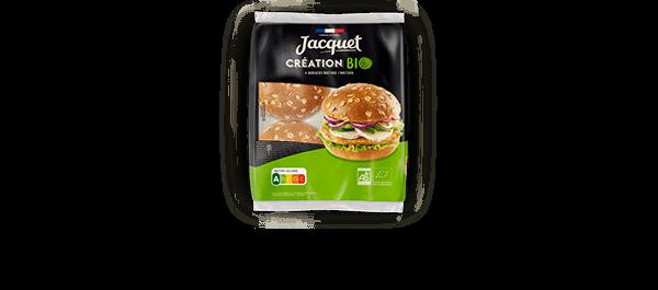 Pains* Burger Création Jacquet