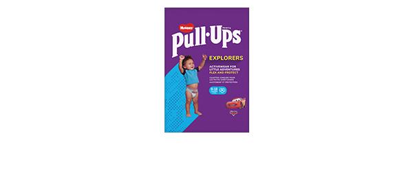 Huggies® Pull-Ups® Explorers