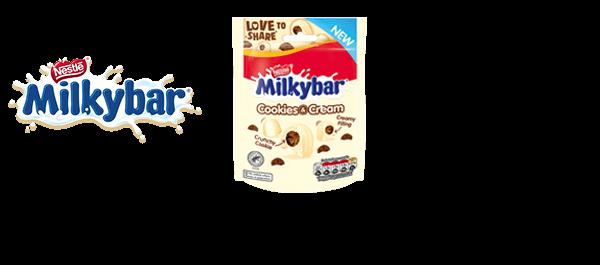 Cookies & Cream Sharing Bag