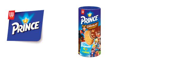 Biscuits Prince Goût Chocolat