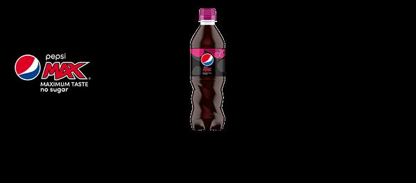 Pepsi Max Flavours