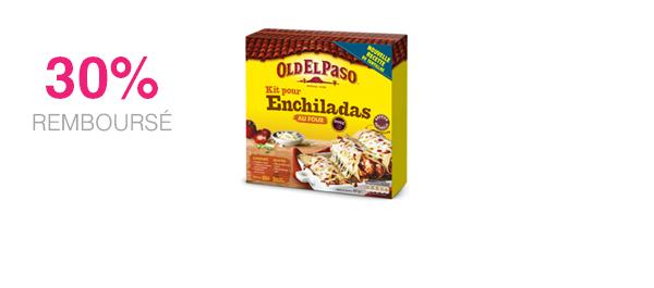 Old El Paso Kit pour Enchiladas