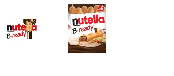 Nutella® B-ready