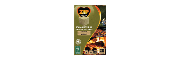 20 100% Natural Firelighters