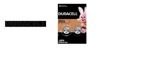 Piles Duracell