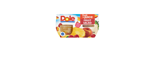 Dole Fruit Salad with Cherry in Juice